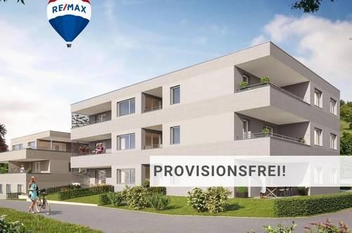 Beachtliche Neubauwohnung taghelles 2 Zi-Zuhause