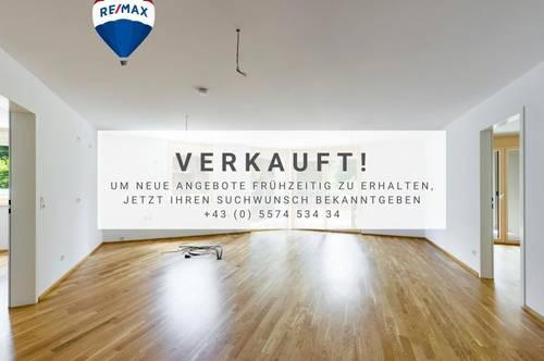 Neubau 3 Zi-Wohnung im Herzen des Leiblachtals