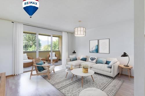 2 Zimmer Wohnung in sonniger, ruhiger Lage in Feldkirch zu verkaufen