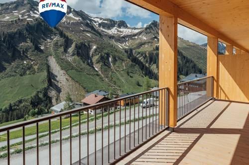 Panoramalodge 3 Zimmer im Ski- und Wanderparadies Damüls