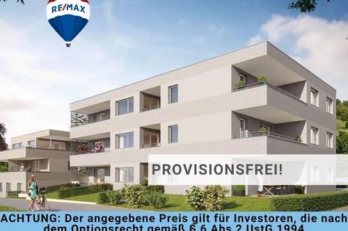 Von Licht erfüllte 3 Zi-Neubauwohnung mit Weitblick in Röthis