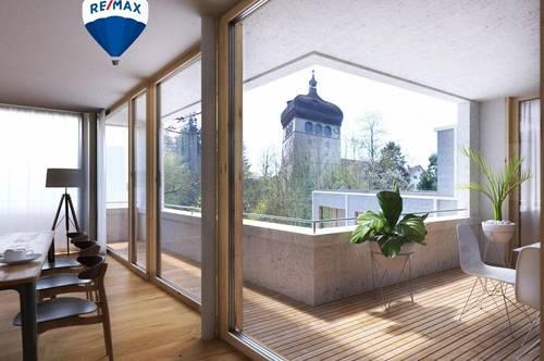 Neubau 3 Zimmerwohnung im Herzen von Bregenz