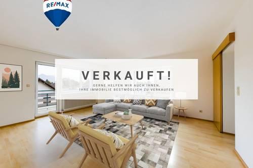 Gut aufgeteilte 3-Zi Wohnung im Erlach