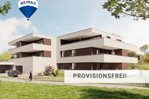 Neubau: 2,5 Zi Wohnung für den Neustart ins neue Eigenheim