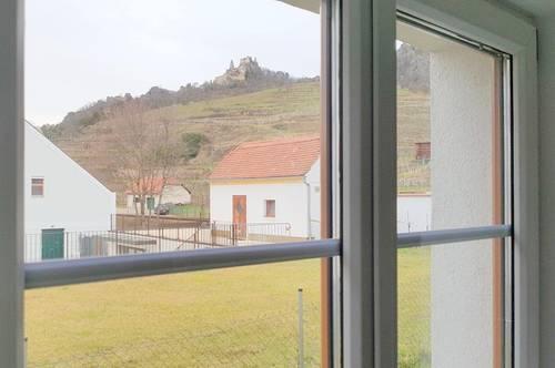 3-Z-Gartenwohnung mit Blick in die Weinberge