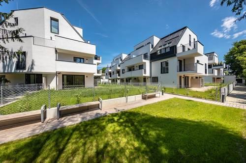 4 - Zimmereigentum mit Garten in Stammersdorf - Bezugsfertig! Provisionsfrei!