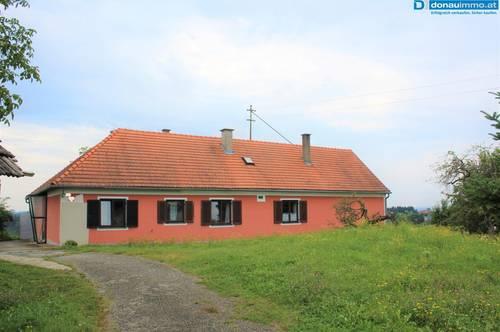 Entzückendes Bauernhaus in exklusiver Lage mit märchenhaftem Panoramablick