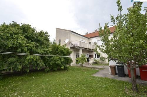 Tolles 2-Familien-Haus mit Garten (oberer Stock komplett eingerichtet) in Herzogenburg zu verkaufen zwischen Krems und St. Pölten