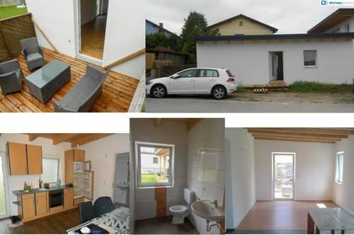 """Mini- Haus in kleinstädtischer Siedlungslage ++ """"All Inclusive"""" Wohnqualität für Singles, minimalistische Pärchen oder Pensionisten"""