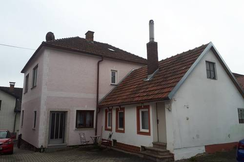 Kommodes Einfamilienhaus in Gr. Siegharts
