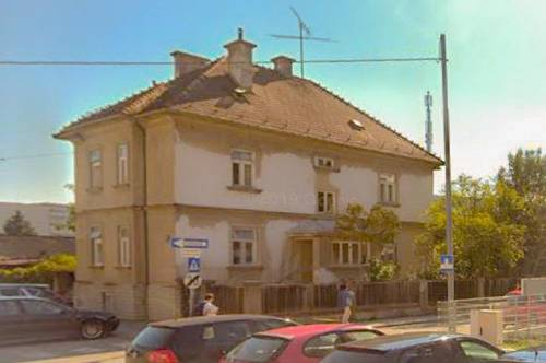 Villa Bj 1910 in zentrumsnaher Toplage - bestandsfrei - sanierungsbedürftig - vielfältiges Nutzungspotential als großzügiges EFH / MFH / Büro & Wohnen / Miet- bzw. Egt- Wohnungen