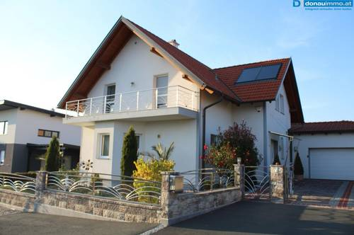 *** Stilvoll-luxuriöses Einfamilienhaus