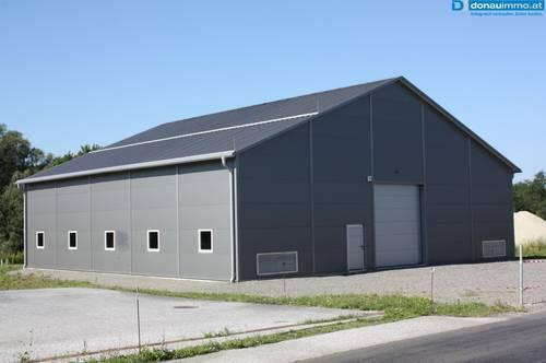 Neue Industrie-/Lagerhalle im Gewerbepark ILZ - Anbindung an A2 Südautobahn