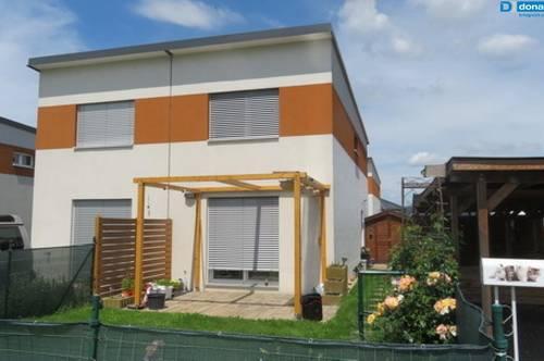3580 Rosenburg-Mold: Doppelhaushälfte (Passivhaus) mit südseitigem Garten