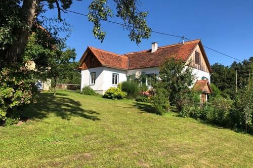 Bauernhaus in ausgezeichneter Lage