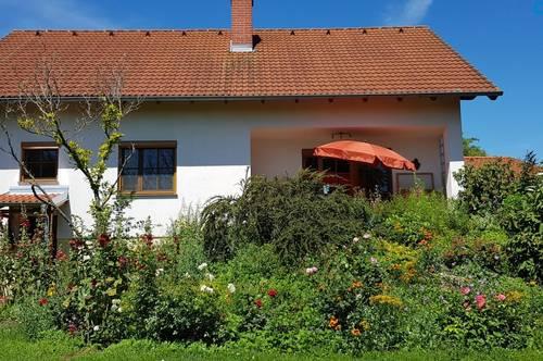 7082 Donnerskirchen, Gepflegtes Einfamilienhaus mit wunderschönem Naturgarten