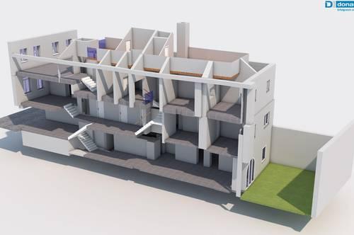 Anlageobjekt mit 3,4 % Rendite - BESTLAGE - Neu gestaltetes Altstadthaus in der Fußgängerzone von Krems