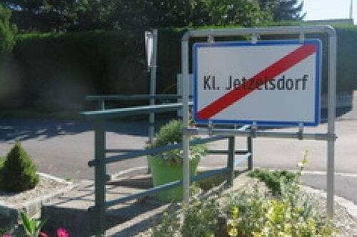 3730 Klein-Jetzelsdorf: Grundbuch statt Sparbuch!