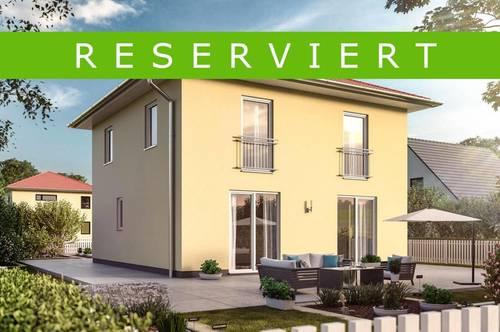 NEUER PREIS! Top-Einfamilienhaus mit schönem Grundanteil - HAUS C