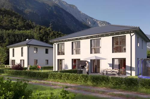 Massiv gebautes Doppelhaus inkl. Grundstück in sonniger Lage!