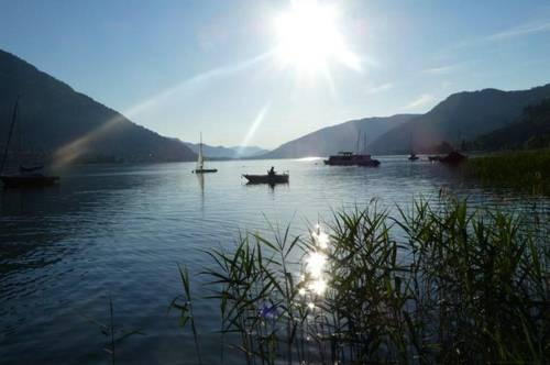Top-Seewohnung am Ossiacher See