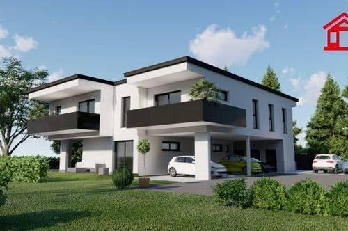 TOP 2: Moderne Penthousewohnung mit 4 Zimmern in Wagna/Leibnitz