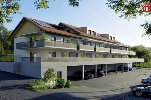 Neubauwohnung im Erdgeschoss in St. Stefan ob Stainz/ Haus A Top 4