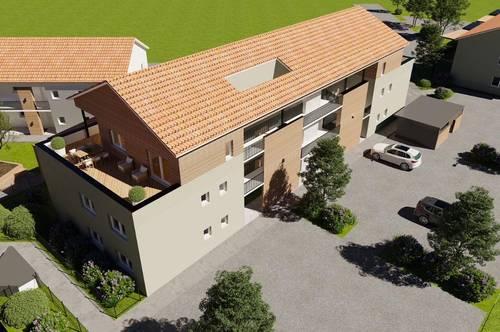 Projekt-Schlossblick: Eigentumswohnung in Stainz /Haus A/ Top 7