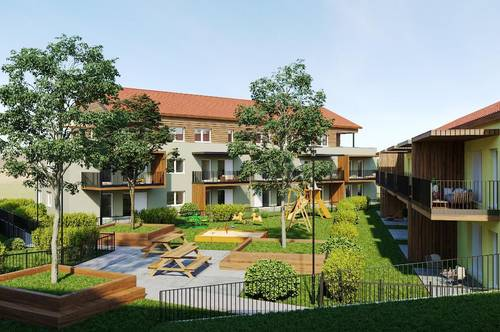 Projekt-Schlossblick: Eigentumswohnung in Stainz /Haus A/Top 8