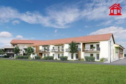 Wohnprojekt Schlossblick in Stainz/ große Gartenwohnung/ Top 1 Haus C Typ V1