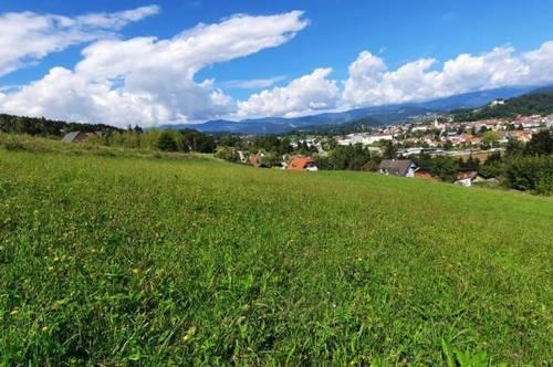 Sonniges Baugrundstück in Voitsberg