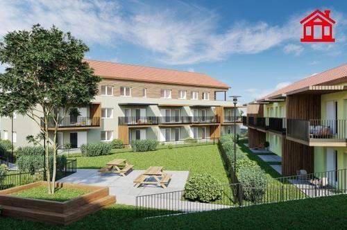 Wohnprojekt Schlossblick in Stainz/ Gartenwohnung in Stainz/ Haus A/ Top 1