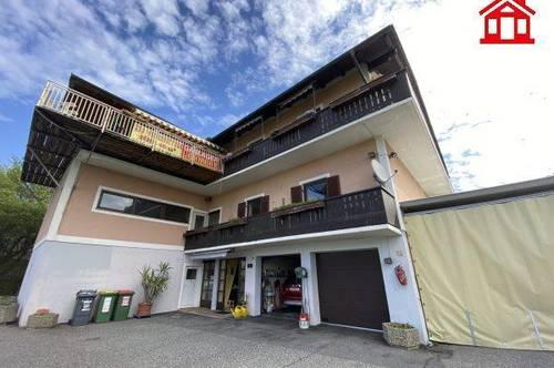Große Mietwohnung in Liebenau