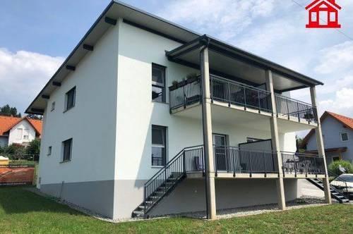 Neubau: Gartenwohnung in Söding / 2. Baubschnitt