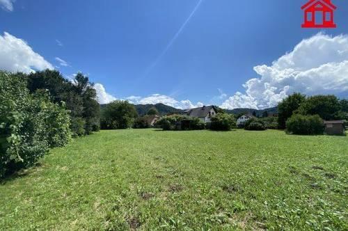 Ebenes Grundstück in zentraler Lage in Judendorf-Straßengel inkl. Einreichplanung