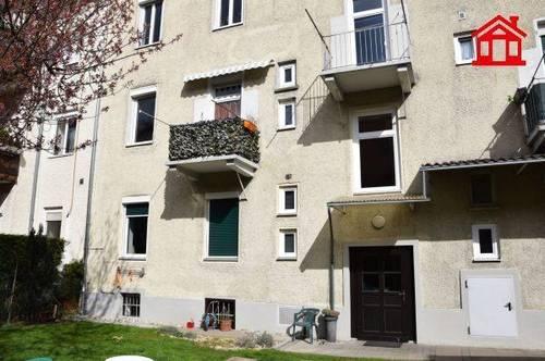 Altbau-Eigentumswohnung in Eggenberg/Graz