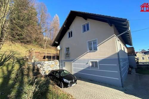 Gepflegtes Einfamilienhaus mit Keller in zentraler Lage in Wies