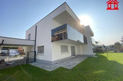 Neubau Doppelhaushälfte in Graz-Liebenau