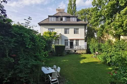 Wunderschöne historische Villa im Herzen von Baden