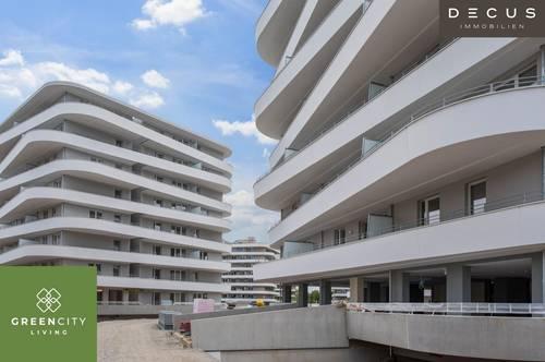 PROVISIONSFREIER ERSTBEZUG | GREEN CITY LIVING | HELLE 3 ZIMMERWOHNUNG