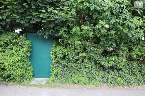 Große 2 Zi Wohnung 97m² plus Garten mit überdachter und schattiger Süd-/Westterrasse in Waidmannsdorf!