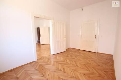 Tolle, sanierte 101m² - 4 Zimmer Altbauwohnung in der Mariannengasse - City