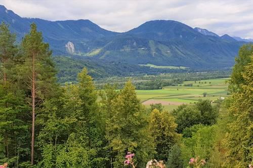 Alleinlage-Karawankenblick nur 20 Minuten von Klagenfurt