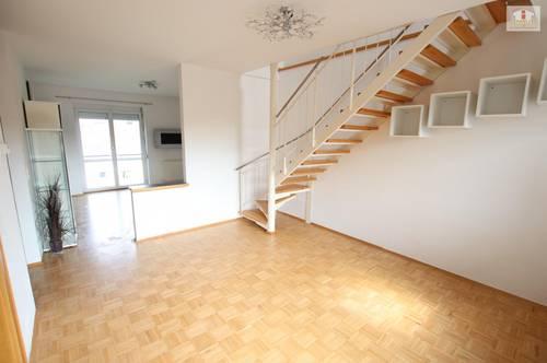 Tolle 75m² - 2 Zi Maisonettenwohnung in Tessendorf mit Balkon und Parkplatz