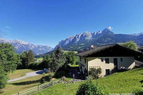 Panoramalage - Landhaus mit grandiosem Bergblick - Pfarrwerfen - Salzburger Pongau