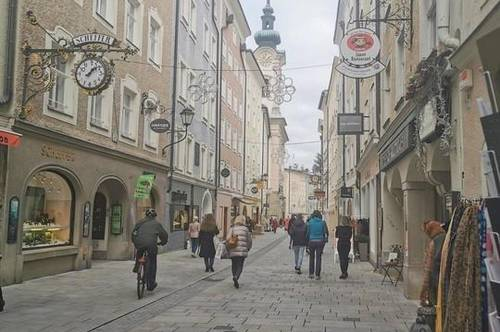 Salzburg Altstadt - Charmante 2-Zi-Wohnung Linzergasse