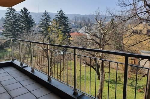 3400 Klosterneuburg, Zentrum! 108,61 m2 plus 19,13m2 Balkon/Terrasse gartenseitig, 1 PKW Tiefgaragenplatz, Pauschalmiete Euro 1.600.- inkl. BK/10% und PKW Platz,