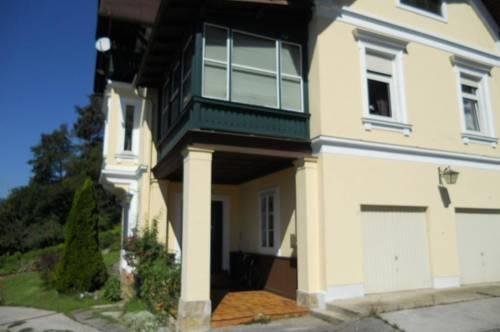 Traumwohnung in einer Villa ,mit Aussicht und Garten inc. Betriebs und Heizkosten