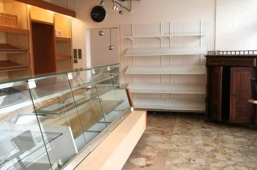 Geschäftslokal , ehem. Bäckerei, im Zentrum von St. Paul