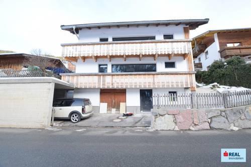 2-Familien-Haus in Navis, Unterweg